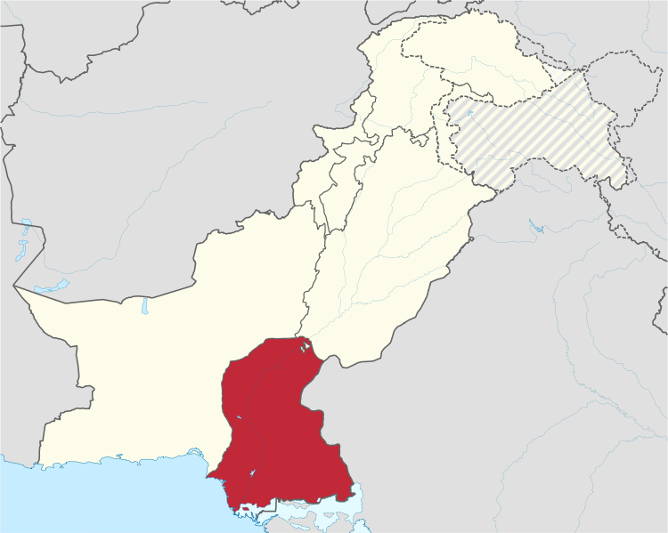 File:Sindh in Pakistan 28claims hatched29 svg.png
