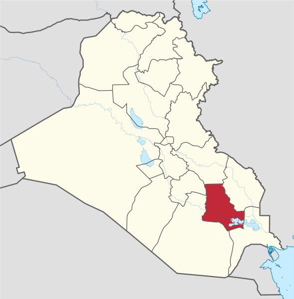 File:Dhi Qar in Iraq svg.png