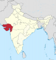 Gujarat in India 28disputed hatched29 svg.png