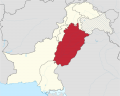 Punjab in Pakistan 28claims hatched29 svg.png