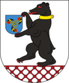 Coat of Arms of Smarhoń, Belarus svg.png