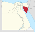 South Sinai in Egypt svg.png