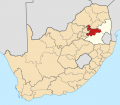 Map of South Africa with Nkangala highlighted (2011) svg.png